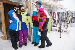 Winter fun Royalty Free Stock Image