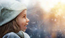 Winter games Royalty Free Stock Images