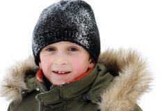 Winter Games Children Royalty Free Stock Image