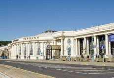 Winter Gardens Pavilion, Weston-Super-Mare Stock Photo