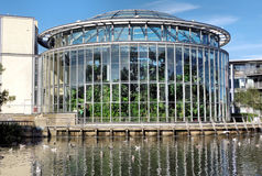 Winter Gardens in Sunderland Royalty Free Stock Photo