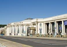 Winter-Garten-Pavillon, Weston-Super-Stute Stockfoto