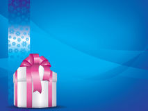 Winter gift Royalty Free Stock Images