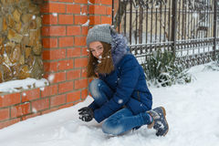 Winter Royalty Free Stock Photography