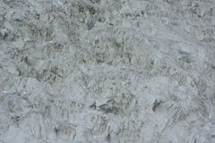 Winter glacier background. New Zealand. Royalty Free Stock Photography