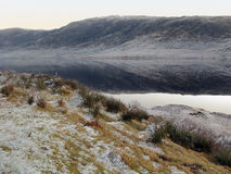 Winter at Glen Garry, Scotland Stock Photography