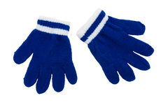 Winter Gloves Royalty Free Stock Photography