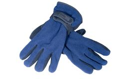 Winter gloves Royalty Free Stock Images