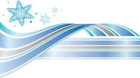 Winter graphic Stock Images