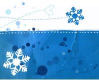 Winter greeting Royalty Free Stock Photo