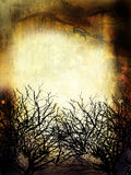 Winter Grunge Background. Winter style grunge background * All my own artwork Royalty Free Stock Photos