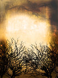 Winter Grunge Background. Winter style grunge background Stock Photos