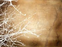 Winter Grunge Background royalty free illustration
