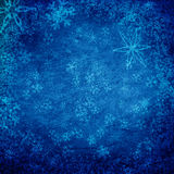 Winter grunge texture Stock Image