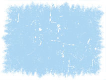 Winter grunge texture Stock Images