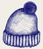 Winter Hat Royalty Free Stock Images