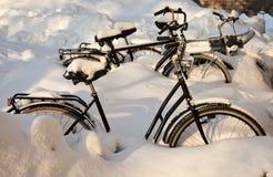Winter in Helsinki Royalty Free Stock Image