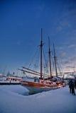 Winter Helsinki Royalty Free Stock Image