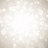 Winter holiday abstract background Royalty Free Stock Photo