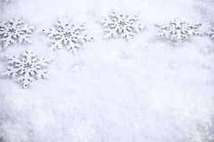 Winter holiday background Stock Images