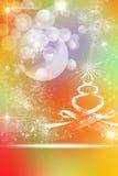 Winter holiday background Stock Photo