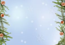 Winter holiday backgrounds Stock Photo