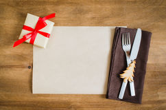 Winter Holiday. Christmas Culinary Background. Stock Photography