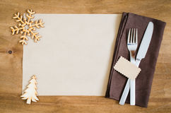 Winter Holiday. Christmas Culinary Background. Stock Photo