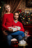 Winter holiday Stock Photo