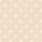 Winter Holiday Knitted Pattern with Snowflakes. Fair Isle Knitting Sweater Design. Seamless Christmas and New Year Background. Seamless Pattern on the Wool Royalty Free Stock Images