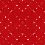 Winter Holiday Seamless Knitting Pattern Royalty Free Stock Photos