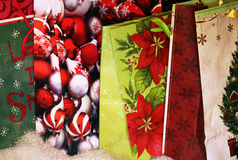 Winter holiday season background Royalty Free Stock Photo