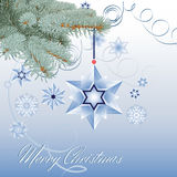 Winter - Holiday season Background Stock Photo