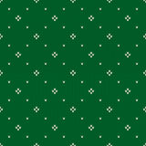 Winter Holiday Sweater Design. Seamless Knitted Pattern Stock Image