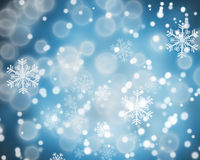 Winter Holiday Theme background Stock Photography