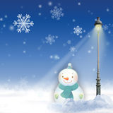Winter Holiday Theme background Stock Images