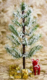 Winter Holiday Tree Royalty Free Stock Photography