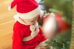 Winter holidays at home royalty free stock images