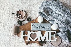 Free Winter Homely Decor Stock Photo - 81919920