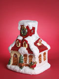 Winter house souvenir Royalty Free Stock Photo
