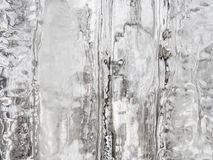 Winter ice background Stock Photo