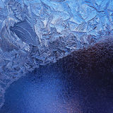Winter ice background Royalty Free Stock Photography