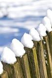 Winter idyll Royalty Free Stock Photos