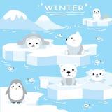 2018-07-10 Winter1 vector illustration