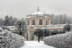 Winter In Kuskovo Royalty Free Stock Photo