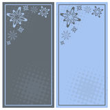 Winter invitation Royalty Free Stock Photo