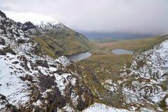 Winter in Ireland Royalty Free Stock Photos