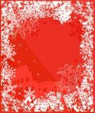 Winter Italy background vector Stock Photos