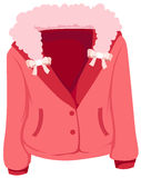 Winter jacket Stock Image
