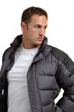 Winter Jacket Stock Photo